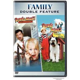 Dennis the Menace/Dennis the Menace Strikes Again [DVD] [1998] [Region 1] [US Import] [NTSC]